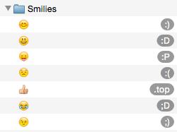 textexpander-emoticons