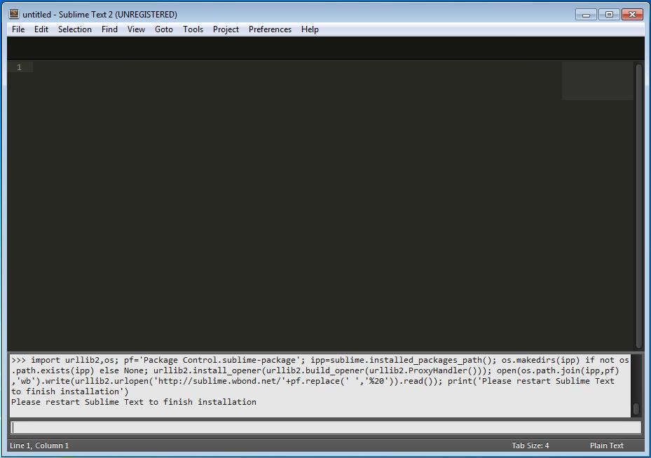 Sublime Text als LaTeX-Editor unter Windows und Mac nutzen