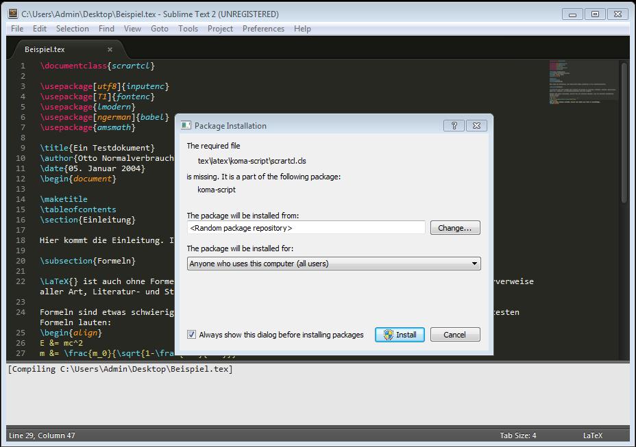 sublime-text-latex-erweiterung-installieren