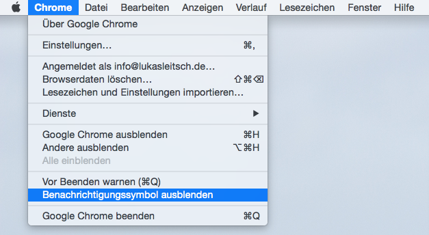 mac-chrome-glocke-ausblenden