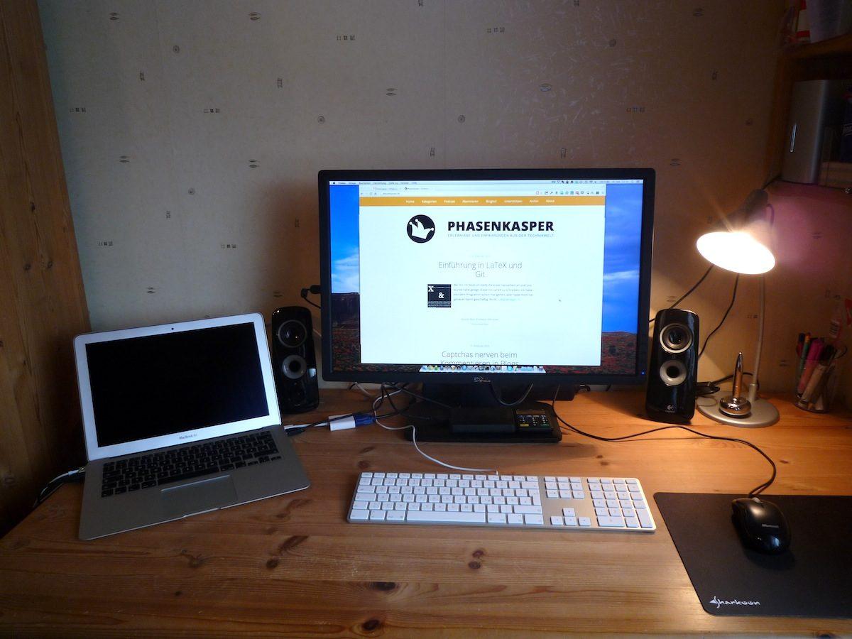 dell ultrasharp u2412m der optimale monitor f r ein macbook. Black Bedroom Furniture Sets. Home Design Ideas